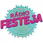 Logo da emissora Rádio Festeja