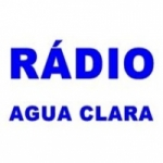Logo da emissora Rádio Água Clara