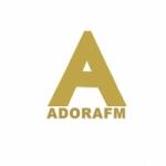 Logo da emissora Adora FM