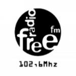Logo da emissora Free 102.6 FM