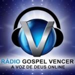 Logo da emissora Rádio Gospel Vencer