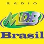 Logo da emissora Rádio MDB Brasil