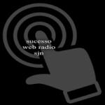 Logo da emissora Sucesso Web Rádio SJN