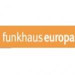 Logo da emissora Funkhaus Europa 103.3 FM