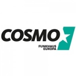 Logo da emissora Cosmo 103.3 FM