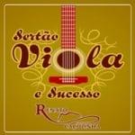 Logo da emissora Sertão Viola