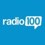 Logo da emissora Radio 100