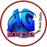 Logo da emissora Web Rádio AG Notícias