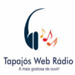 Logo da emissora Tapajós Web Rádio