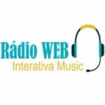 Logo da emissora Rádio Web Interativa Music