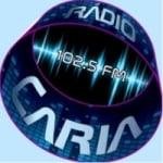 Logo da emissora Rádio Caria 102.5 FM