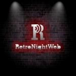 Logo da emissora Retrô Night Web