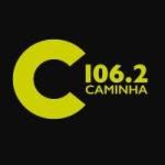 Logo da emissora Rádio Caminha 106.2 FM