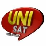 Logo da emissora Rede Uni Sat