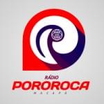 Logo da emissora Rádio Pororoca Macapá