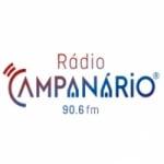 Logo da emissora Rádio Campanário 90.6 FM