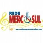 Logo da emissora Rede Mercosul de Rádios