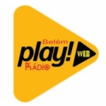 Logo da emissora Rádio Play Belém