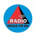 Logo da emissora Rádio Minas FM BH