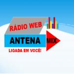 Logo da emissora Rádio Antena Mix