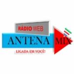 Logo da emissora Rádio Web Antena Mix