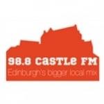 Logo da emissora Radio 98.8 Castle FM
