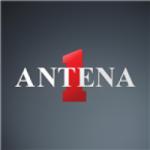 Logo da emissora Rádio Antena 1 107.1 FM