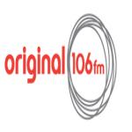 Logo da emissora Radio Original 106 FM