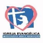Logo da emissora Web Rádio Igreja Vida e Adoração