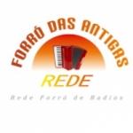 Logo da emissora Rede Forró das Antigas