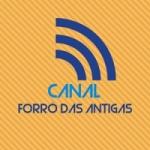 Logo da emissora Canal Forró das Antigas
