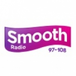 Logo da emissora Radio Smooth 105.2 FM