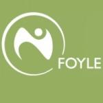 Logo da emissora BBC Radio Foyle 93.1 FM