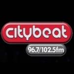 Logo da emissora CityBeat 96.7 FM