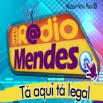 Logo da emissora Web Rádio Mendes