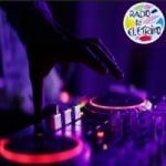 Logo da emissora Rádio DJ Eletriko