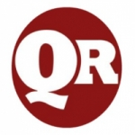 Logo da emissora Queen's 87.7 FM