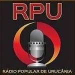 Logo da emissora Rádio Popular de Urucânia 87.9 FM