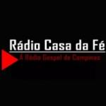 Logo da emissora Rádio Casa da Fé