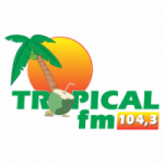 Logo da emissora Tropical Web