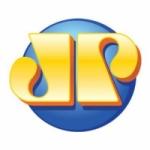 Logo da emissora Rádio Jovem Pan Senhor do Bonfim 100.9 FM