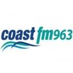 Logo da emissora Coast 96.3 FM