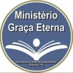 Logo da emissora Rádio Ministério Graça Eterna