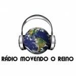 Logo da emissora Rádio Movendo o Reino