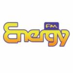 Logo da emissora Energy 98.6 FM