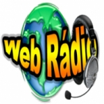 Logo da emissora Rádio Web 105