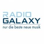 Logo da emissora Galaxy 94 FM