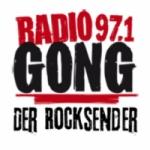 Logo da emissora Gong 97.1 FM