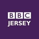 Logo da emissora BBC Radio Jersey 88.8 FM 1026 AM