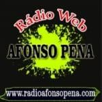 Logo da emissora Rádio Afonso Pena FM